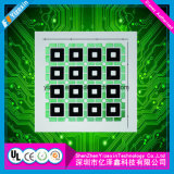 Capacitive Touch Telecommunication Equipment Used Switch Membrane