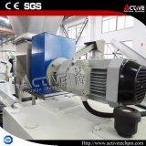 Espulsione di plastica dell'appalottolatore di HDPE/LDPE con la riga di raffreddamento ad aria