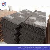 Новым гальванизированные материалом каменные Coated плитки крыши гонта металла