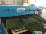 Künstliches Gras-stempelschneidene Maschine für ledernes Gras