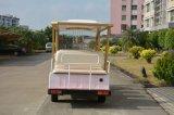 Работает от батареи Resort 72V красивых туристических тележки