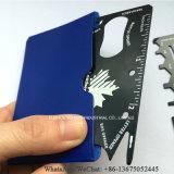 18-в-1 кредитной карты с помощью многофункциональных инструментов от Фучжоу Winwin промышленного Co., Limited (WW-DS02)