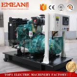 4-stroke Water-Cooled Marine 150kw Générateur Diesel avec les grandes roues
