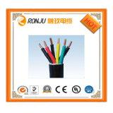 1,5 кв. мм 37 ядер процессоров медного кабеля управления, ПВХ гибкий кабель проводник ПВХ изоляцией ПВХ оболочку троса управления