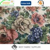 Tc hilado teñido de Jacquard tejido decorativo cualquier patrón personalizado