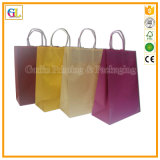 Service d'impression polychrome de sac de papier d'emballage (OEM-GL006)