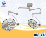 II LEIDENE Chirurgische Apparatuur, Werkend Licht Shadowless (VIERKANT WAPEN, II leiden 700/500)