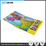 다채로운 강요 아이들 단추 소리는 선물을%s 교육 장난감을 예약한다