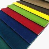 Prodotto intessuto tappezzeria 100% del sofà del cuscino della tenda del velluto della tessile della famiglia del poliestere