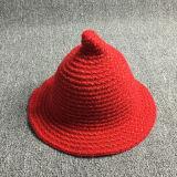 Оптовая торговля различными цветами хлопка моды Red Hat с логотипом деловых обедов
