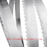 34mm de ancho bimetálico de alta calidad de las hojas de sierra