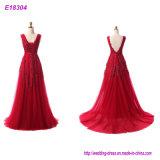 Шифоновое платье a - линия длиной с платьев вечера платья плеча