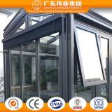 Guangdong Alumínio Fábrica/alumínio/Alumínio Perfil para sala de raios solares