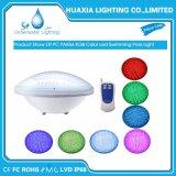 24W blanc chaud 3000K 12V PAR56 Piscine subaquatique de lumière à LED