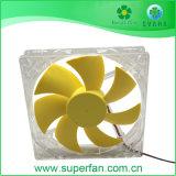 120mm Kühlvorrichtung, transparenter Rahmen-Ventilator, UL-Ventilator,