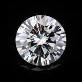 中国は実験室によってMoissaniteの作成された緩いダイヤモンドを作った