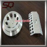 Feuille de coupe estampée en aluminium de précision