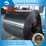 Bobina de aço inoxidável laminado a frio 304