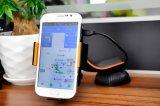 La pista de carga inductiva sin hilos para Qi permite Smartphone