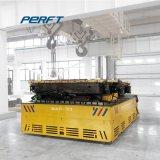 automobile di trasferimento materiale motorizzata batteria del carrello non cingolato dell'onere gravoso 100t