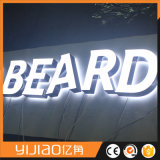 Lettre acrylique d'alphabet avec l'éclairage LED pour la publicité