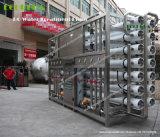 Impianto di per il trattamento dell'acqua del sistema di osmosi d'inversione (filtro dal RO)
