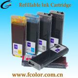 Cartuccia di inchiostro riutilizzabile all'ingrosso per la stampante di HP72 T610 T770 T790 T1100
