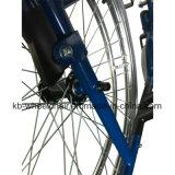 """Una liberación rápida, el acero silla de ruedas manual Kbw871-20"""""""