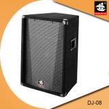 DJ-08 400W 8 Zoll-zutreffender natürlicher Berufslautsprecher