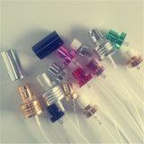 中国の卸し売り香水の化粧品のびんのためのアルミニウムひだポンプ