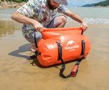 乾燥した袋の防水袋40L 60L 90L 120Lを泳ぐWatarproofのショルダー・バッグ