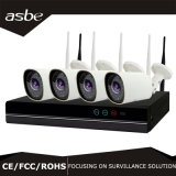 4CH 960p сетевой видеорегистратор Комплекты беспроводной камеры CCTV