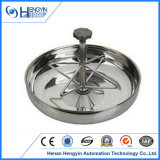 Câble d'alimentation animal de porcelet d'acier inoxydable