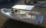Broad Liya 8.3m 20 Persson Biggest Inflatable Fiberglass GRP Boat