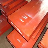 Placa de aço 1.2080 do molde frio de aço laminado a alta temperatura do trabalho