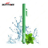 Ocitytimes 500bouffées e-cigarette jetable utilisé pour l'E-liquide