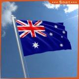 Изготовленный на заказ сделайте водостотьким и национальный флаг Австралии национального флага Sunproof
