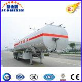 3 de Semi Aanhangwagen van de Tanker van de Brandstof van het Koolstofstaal van de as Met Adr Certificaten