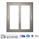 Vidro corrediço Horizantal de alumínio com vidro de baixa-E