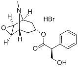 Bromhidrato del Scopolamine del 99% Extrait Naturel para la enfermedad de movimiento