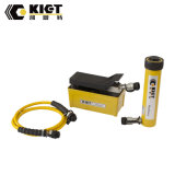 2017 Kiet melhor qualidade de cilindro hidráulico de ação simples