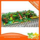 Campo da giuoco dell'interno della sosta della foresta del parco di divertimenti dell'interno di disegno per i bambini