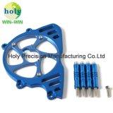 Couvercle de protection en aluminium CNC les pièces du moteur pour Kawasaki chaîne moteur