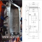 macchinario di plastica del ventilatore di accumulazione ad alta velocità dei serbatoi dell'olio 120L