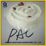Het lichtgele Chemische product van het Chloride PAC 30% van het Poly-aluminium van het Poeder