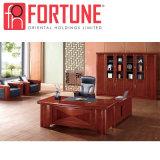 Heißer verkaufenmdf-Material-spätester Konstruktionsbüro-Executivschreibtisch (FOH-A61261)
