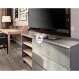 販売のためのホテルの寝室のイギリスの黒TVの箱