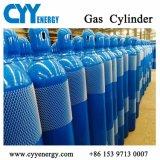 40L de oxigénio de Alta Pressão do Cilindro de gás de Aço Sem Costura de Solda