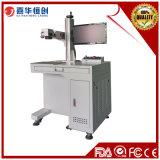 De la venta del metal máquina caliente de la marca del laser de la fibra del acero inoxidable del metal no