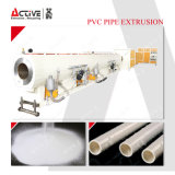 Automatic Plastic To extrude PVC Pipe Line Extrusion